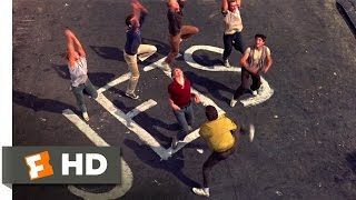 West Side Story (1/10) Movie CLIP - The Jets Own the Streets (1961) HD