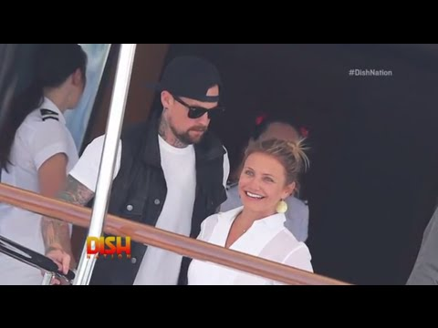 Benji Madden & Cameron Diaz: Trouble Down Under