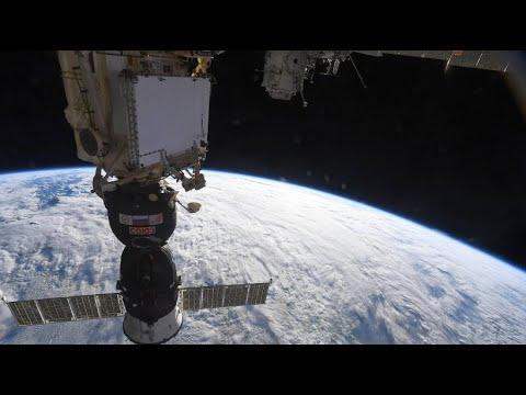 Nasa äußert sich zum Loch im russischen Raumschiff Sojus MS-09