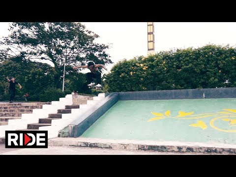 Pushing Myanmar - Yangon's First International Skatepark