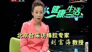 BTV生活采访天宝康蜂胶专家刘富海教授-Tian Bao Kang Propolis Expert Professor Liu Fuhai