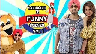 Sardaar Ji 2 Funny Scenes Vol 1  Comedy Scenes  Di