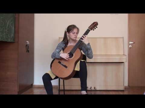 Бах Иоганн Себастьян - Гавот в форме рондо из 6-ой сюиты для скрипки