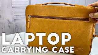 FYY Macbook Laptop Fashion Bag Sleeve Case Review