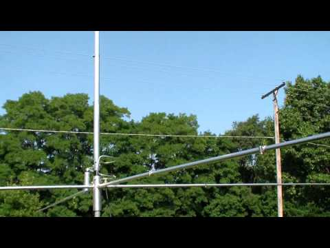 ZEROFIVE-ANTENNAS COLOSSAL 10K 5/8 WAVE ANTENNA 10/11 METERS
