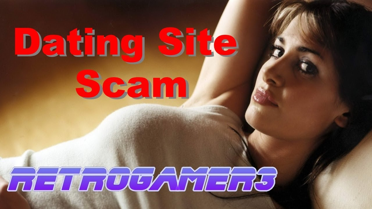 Internet dating website scams