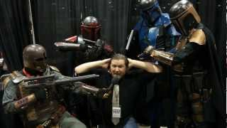 Gamefob Amazing Arizona 2013 Cosplay Interview - Mandalorian Mercs AZ Chapter