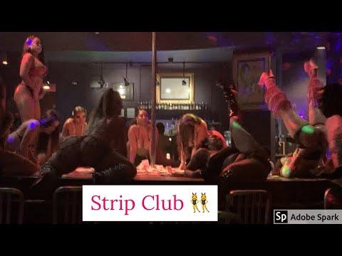 Strip Club / Work Vlog