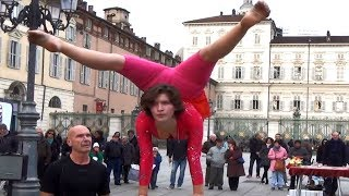 Top 10 Street Performers That Are INCREDIBLE And AMAZING [VIDEOS]