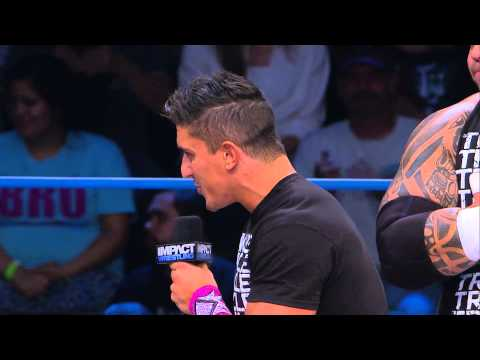 Who did Ethan Carter III Hire to replace Rockstar Spud? (Oct 15, 2014)