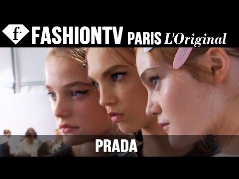 Prada Spring summer 2015 First Look | Milan Fashion Week | Fashiontv video