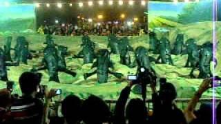 Aliwan Festival 2011 ( TRIBU PANTAT ) ILOILO