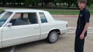 My 1982 Dodge Aries K Car part 2