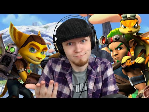 Let's Watch DEATH BATTLE | Ratchet & Clank VS Jak & Daxter