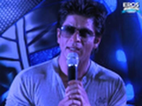 SRK Unveils First Theatrical Trailer Of  RA One