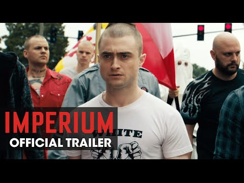 Imperium (2016 Movie – Daniel Radcliffe, Toni Collette) - Official Trailer