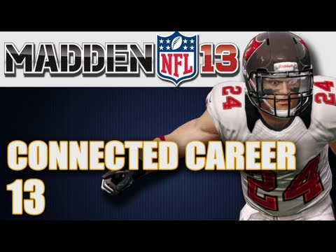 Madden 13 Connected Career : Sean Taylor Like Hits Ep.13