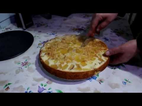 Как приготовить яблочный пирог