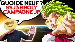INFOS DOKKAN BATTLE FR : NeoG SSJ3 Broly + Campagne kdo