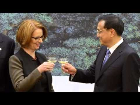New era for China-Australia relations - SBS Amharic