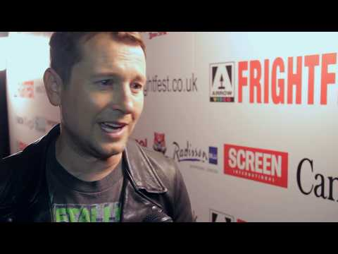 LEIGH WHANNELL Talks UPGRADE At FRIGHTFEST 2018