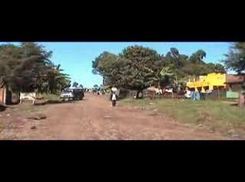 reaching Uganda-Congo border