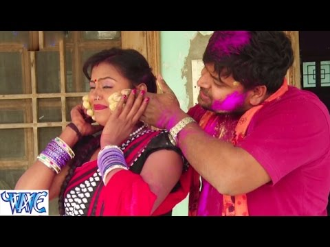 Saiya Ji Rang तनी रहे पनछोछर  - Rocking Holi - Mohan Rathod - Bhojpuri Hot Holi Songs 2015 Hd video