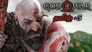God of War 4 Part 5 Live Tamil Gaming