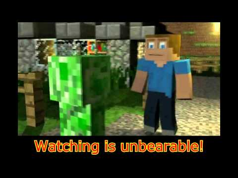 Creepers are Terrible - MineCraft Song [Lyrics/Songtext]