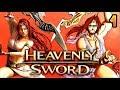 LE MEILLEUR MÉCHANT DU MONDE !!!  Heavenly Sword  Ep.1 Avec Bob Lennon