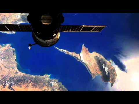 Cyprus from Space HD | UrbanTV
