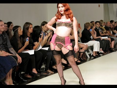 Lingerie Fashion Week: Secrets in Lace Runway