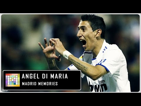 Angel Di Maria | Welcome to Manchester United No#7 | Madrid Memories | 2014 | HD