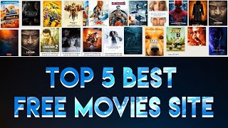 Top 5 BEST Sites to Watch HD Movies/TV shows Online for Free (January 2018)