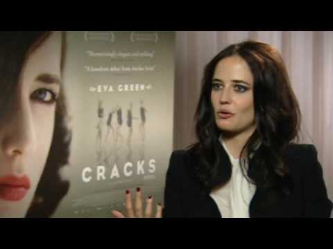 Eva Green On Cracks