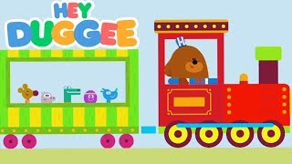 Hey Duggee Train Badge Full Episode Hey Duggee Cartoon Trains For Kids