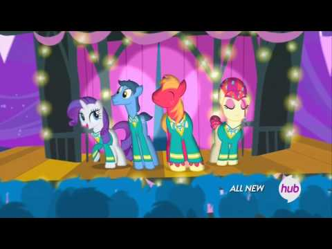 Find the Music in You (Main Parts) - MLP FiM - Pony Tones (song+mp3)[HD]