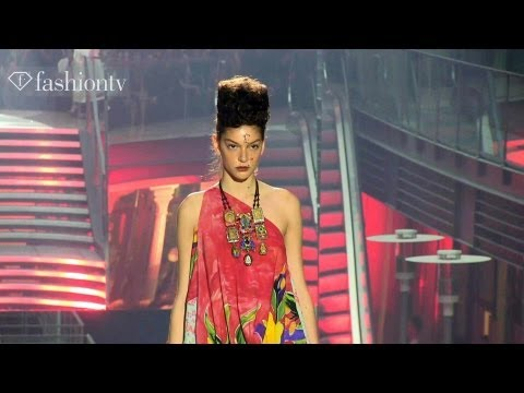 Vivienne Westwood Spring/Summer 2014 | PARIS Fashion Week PFW | FashionTV