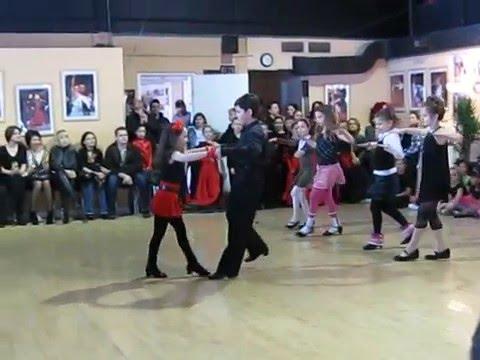 andra dance studio 2011