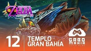 The Legend of Zelda: Majora's Mask 3D en Español Latino | Capítulo 12: Templo Gran Bahía