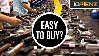 Top 10 MYTHS About GUNS