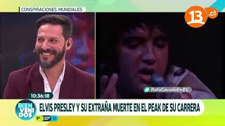 Elvis Presley y su extraña muerte | Bienvenidos