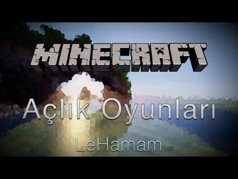 Türkçe Minecraft - Hunger Games 35 (Açlık Oyunları) - LeHamam