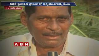 Titli Cyclone Effect in Srikakulam  | Face to Face With Coconut Farmers