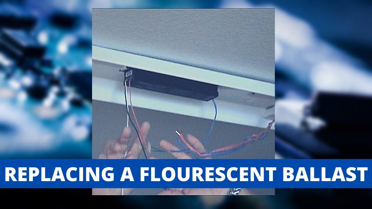 Diagram Fluorescent Light How It Work Need Of Ballast U0026 Starter