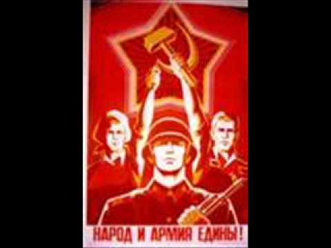 Soviet Anthem(The Hunt For Red October,1990)