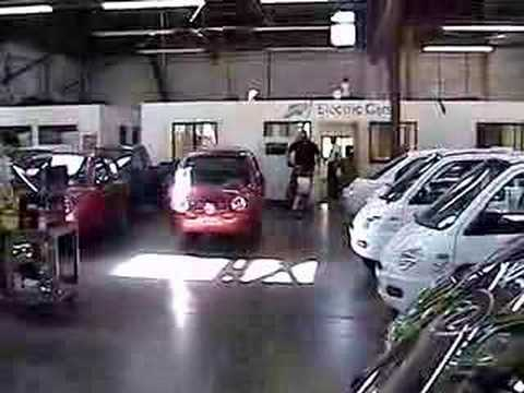 EarthDay 2007: ZAP! Electric Vehicles - The Plant Tour