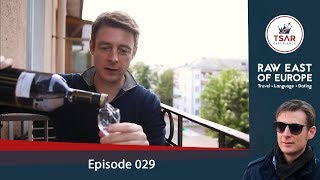 Alcohol + Belarus: how do you stay out of trouble? | Vodka Vodcast 029