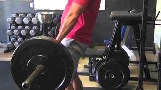 Get Glutes  American Deadlift