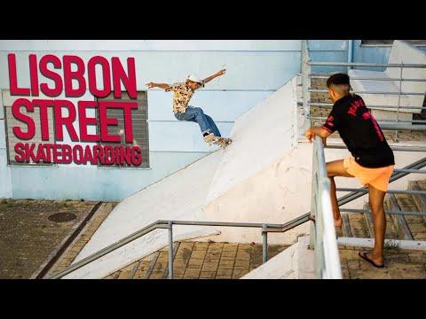 Titus Netherlands Lisbon Trip 2020 (Jelle Maatman, Jesse Voerman, Joao Allen)
